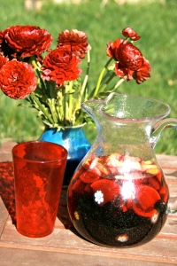Seriously spectacular sangria